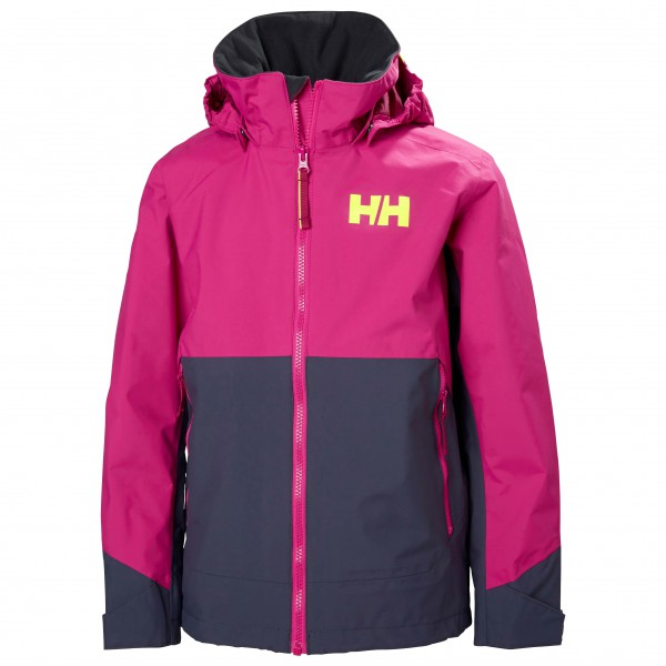 Helly Hansen - Kid's Ascent Jacket - Regnjakke