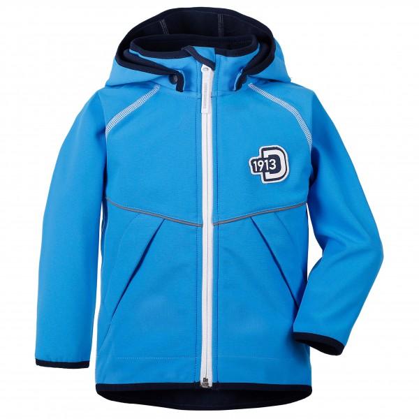 Didriksons - Elmån Kid's Softshell Jacket - Softshell jacket