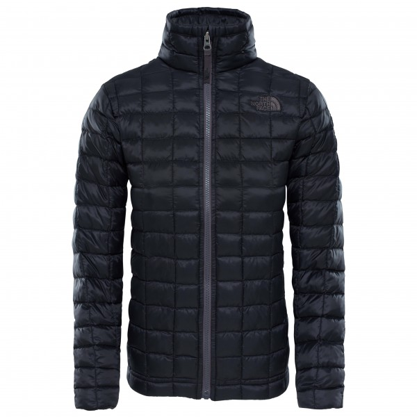 The North Face - Boy's Thermoball Full-Zip Jacket - Syntetisk jakke
