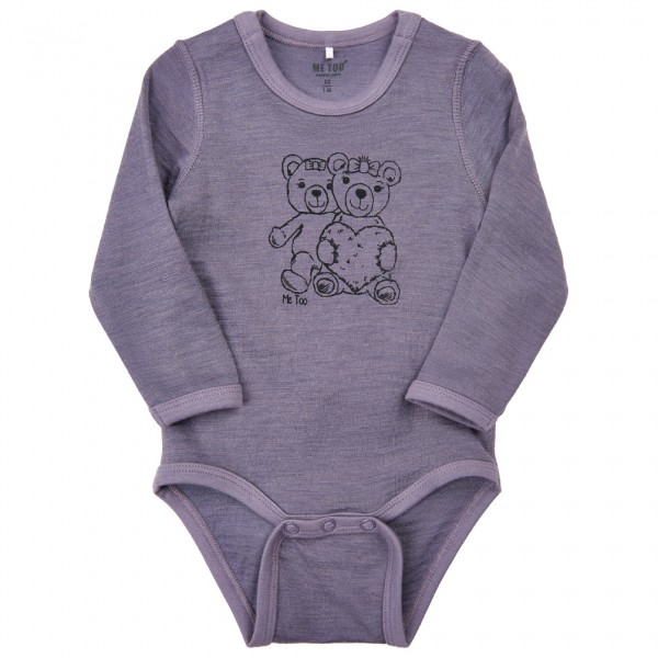 ME TOO - Kid's Body L/S Solid N.O.O.S. - Overall