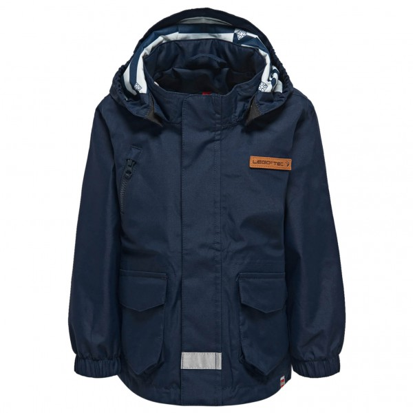 LEGO Wear - Kid's Johan 220 Jacket - Regnjakke