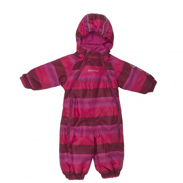 Minymo - Kid's Snowsuit with 2 Zippers - Overall