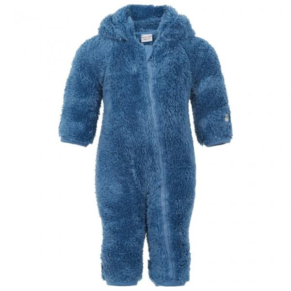Minymo - Kid's Teddy Suit with Zipper - Mono