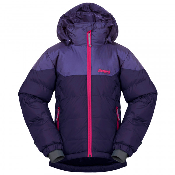 Bergans - Kid's Ruffen Down Jacket - Down jacket