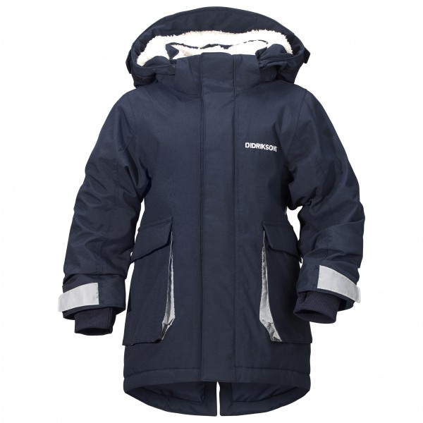 Didriksons - Kid's Indre Parka - Mantel