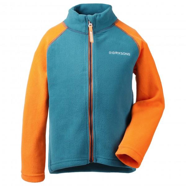 Didriksons - Kid's Monte Microfleece Jacket - Forro polar