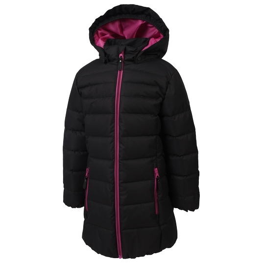 Color Kids - Kid's Kenya Padded Jacket - Pitkä takki