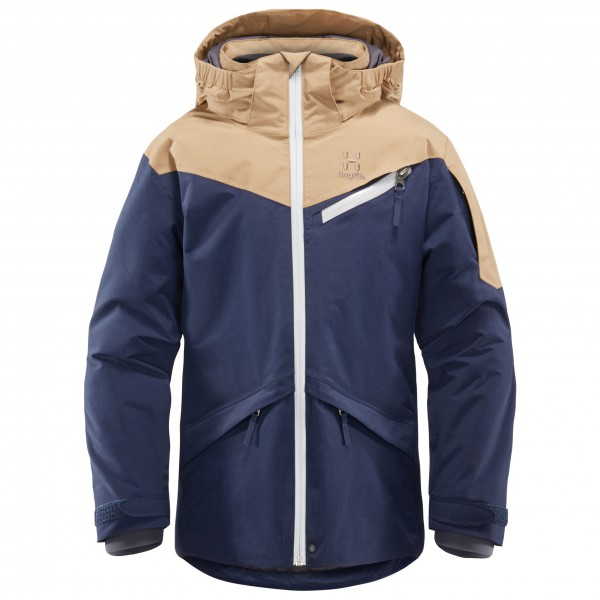 Haglöfs - Kid's Niva Insulated Jacket Junior - Skijakke