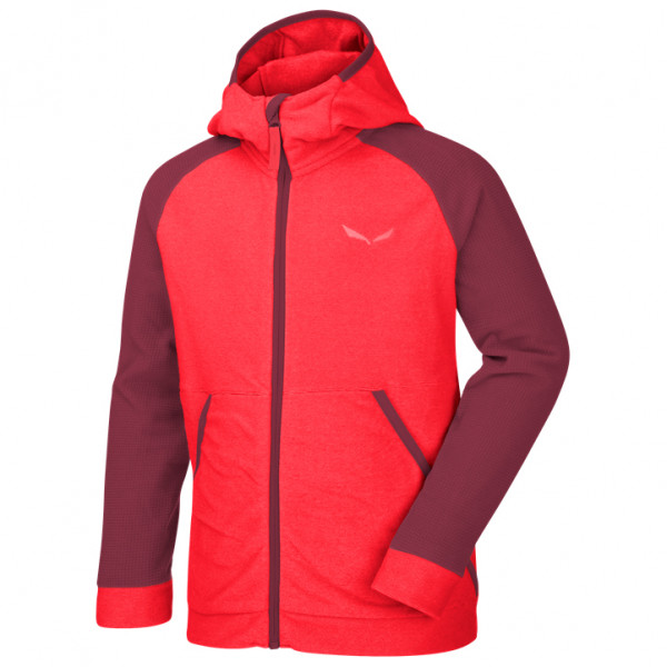 Salewa - Kid's Puez Biki PL Full-Zip Hoody - Fleece jacket