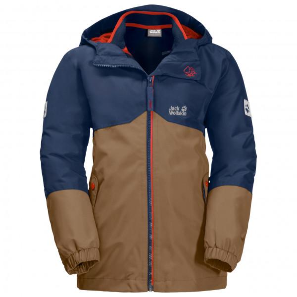 Jack Wolfskin - Boy's Iceland 3in1 Jacket - Doppeljacke