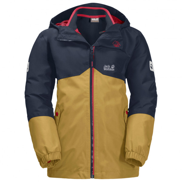 Jack Wolfskin - Boy's Iceland 3in1 Jacket - 3-in-1-jas