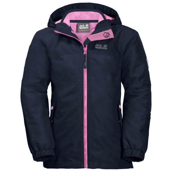 Girl's Iceland 3in1 Jacket - 3-in-1 jacket