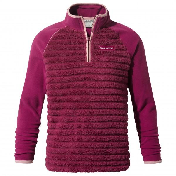 Craghoppers - Kid's Maddiston Halfzip Fleece - Fleece jacket