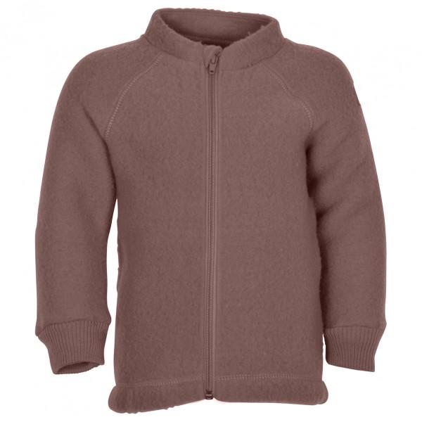 Mikk-Line - Kid's Wool Jacket - Wool jacket