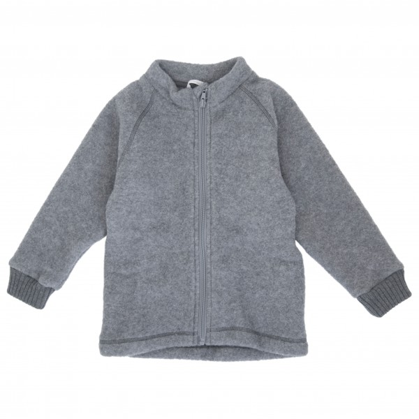 Mikk-Line - Kid's Wool Jacket - Yllejacka