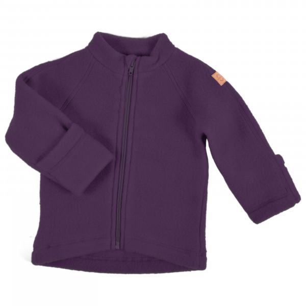 Mikk-Line - Wool Baby Jacket - Uldjakke