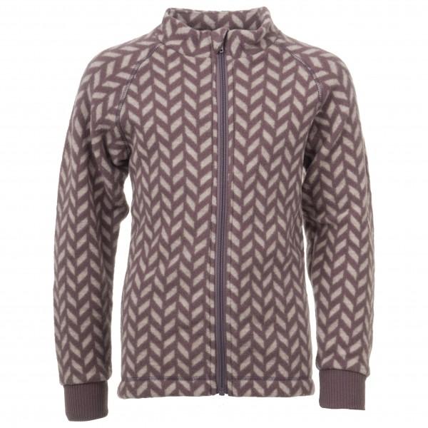 Mikk-Line - Wool Junior Jacket Jacquard - Wollen jack