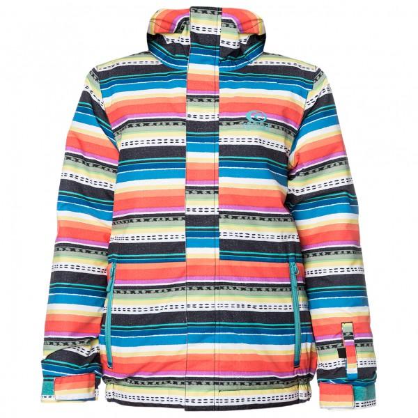 Rip Curl - Kid's Olly Printed Jacket - Laskettelutakki