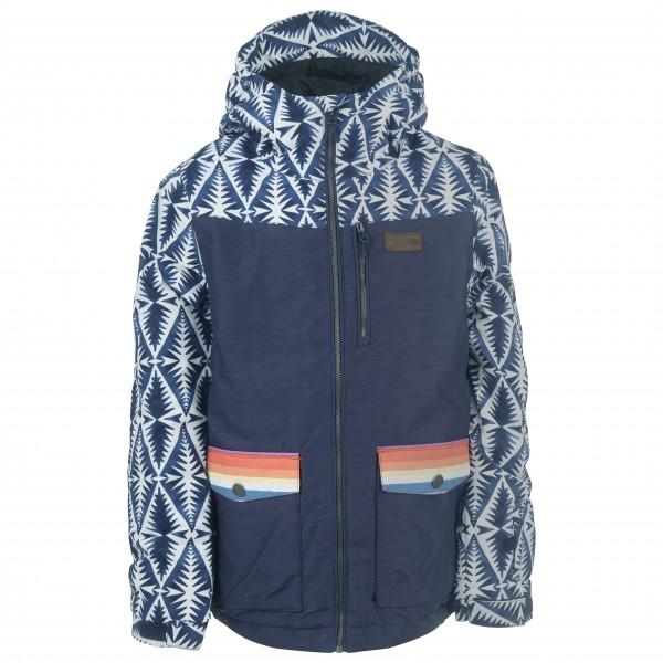 Rip Curl - Kid's Snake Printed Jacket - Ski jacket