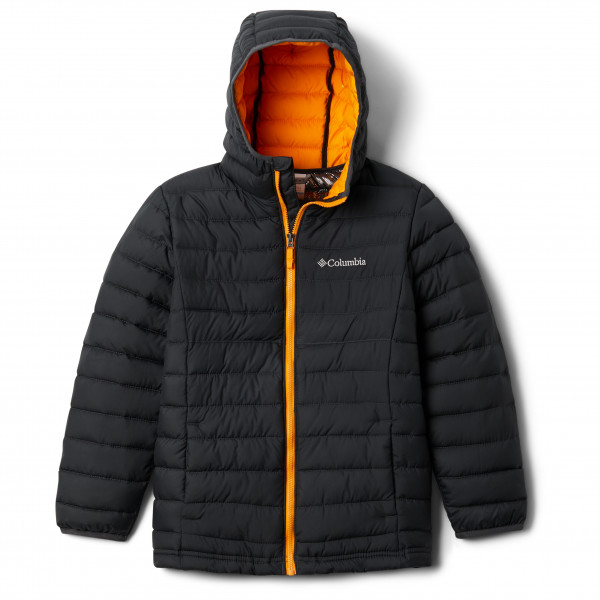 Boys Powder Lite Hooded Jacket - Synthetic jacket