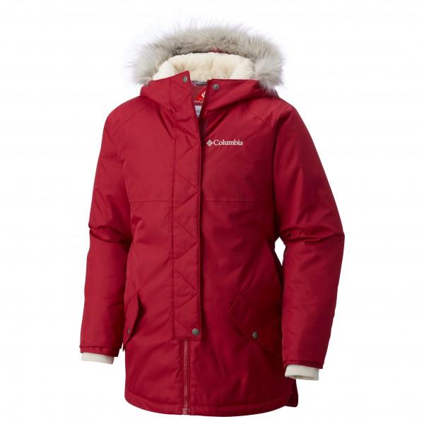 Columbia - Kid's Carson Pass Mid Jacket - Mantel