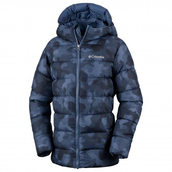Columbia - Kid's The Big Puff Jacket - Syntetisk jakke