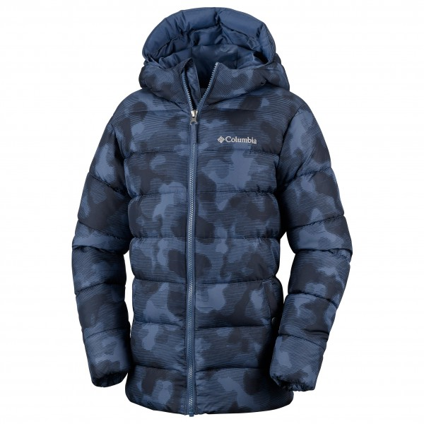 Columbia - Kid's The Big Puff Jacket - Synthetisch jack