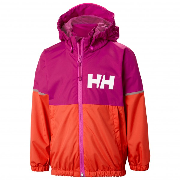 Helly Hansen - Kid's Block It Jacket - Regnjacka