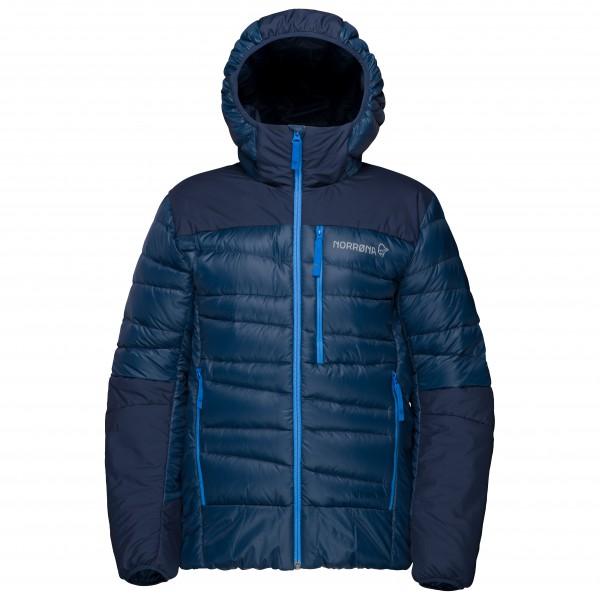 Norrøna - Kid's Falketind Down750 Hood Jacket - Untuvatakki