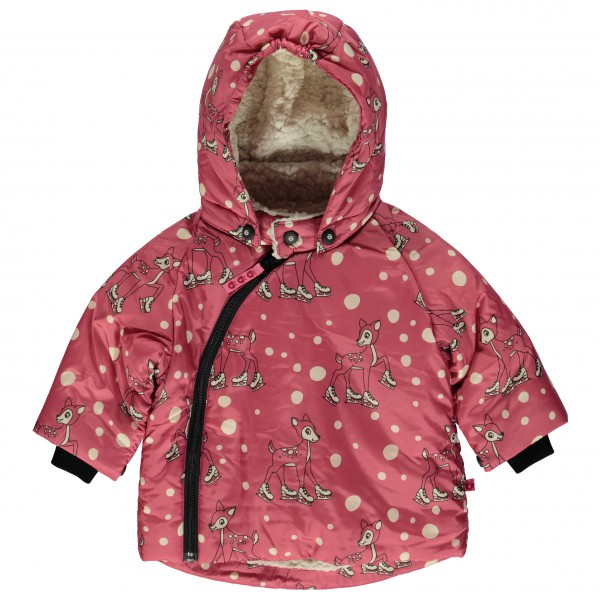 Smafolk - Baby Winter Jacket with Deer - Winterjack