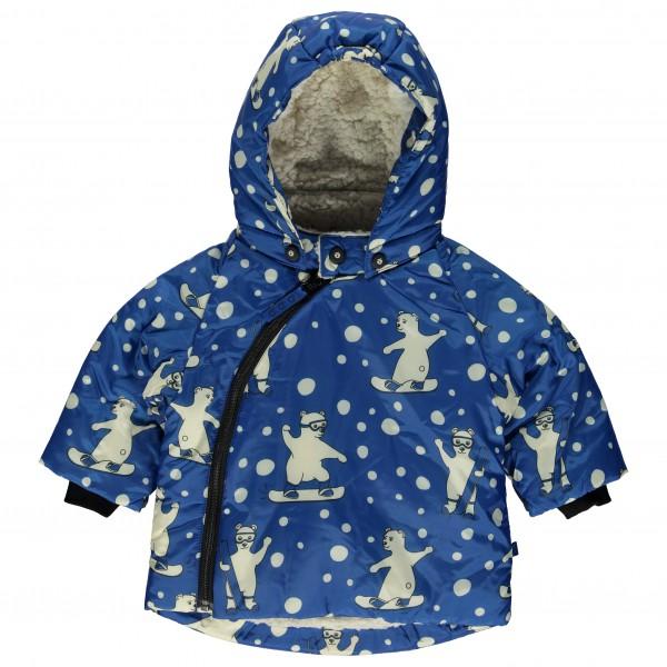 Smafolk - Baby Winter Jacket with Polar Bear - Chaqueta de invierno