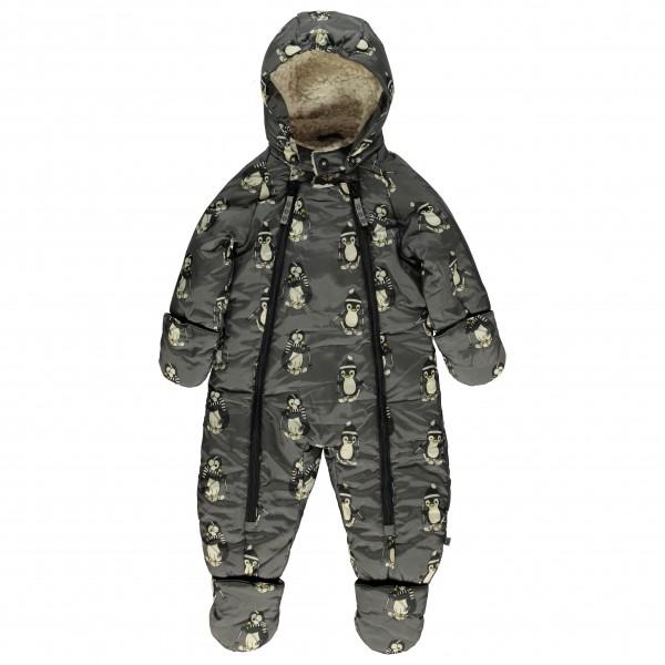 Smafolk - Baby Winter Suit with Penguin - Kedeldragt