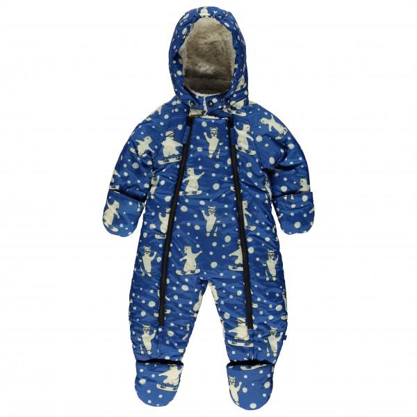 Smafolk - Baby Winter Suit with Polar Bear - Mono