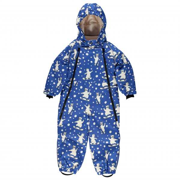 Smafolk - Kid's Winter Suit Two Zipper with Polar Bear - Overall
