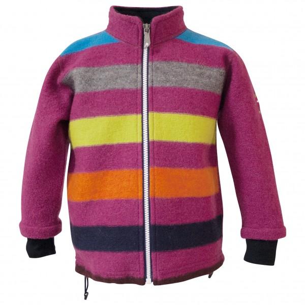 Ivanhoe of Sweden - Kid's Stripe - Wool jacket