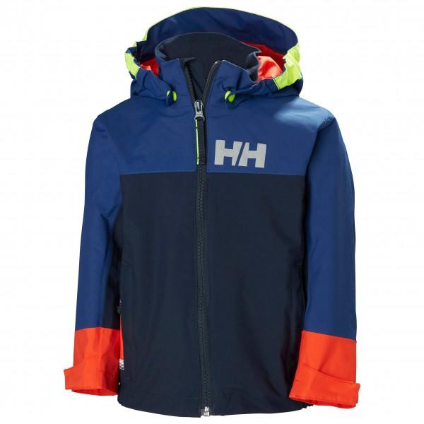 Helly Hansen - Kid's Norse Jacket - Regnjacka