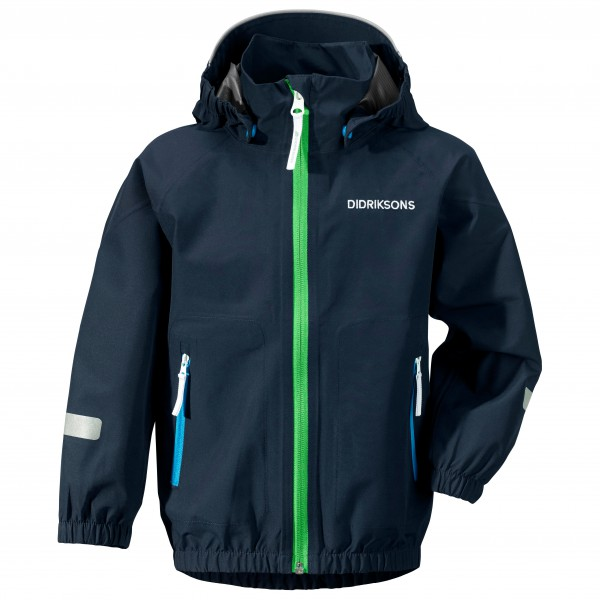 Didriksons - Bay Kid's Jacket - Regenjack