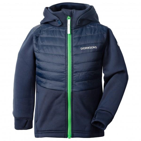Didriksons - Kid's Molnet Hybrid Jacket - Softshell jacket