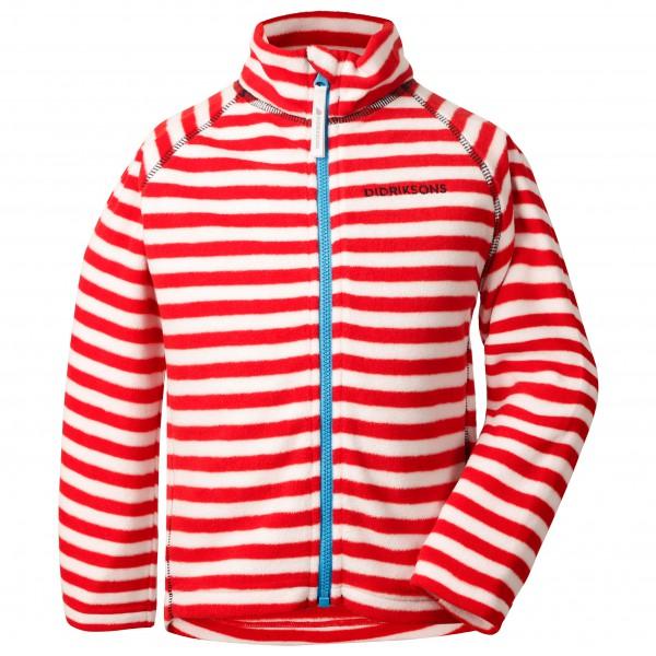 Didriksons - Kid's Monte Printed Jacket - Fleecejacka
