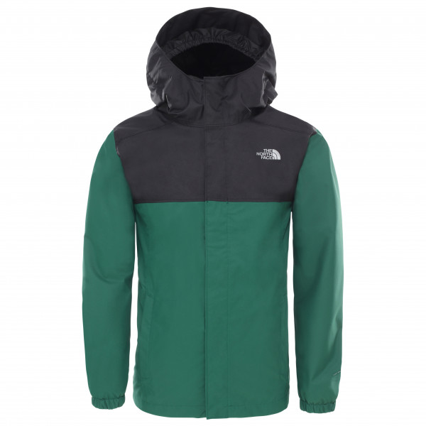 The North Face - Kid's Resolve Reflective - Regnjacka