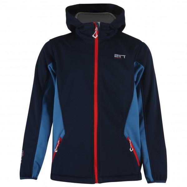 2117 of Sweden - Kid's Softshell Jacket Hood Skrikebo - Softshelltakki