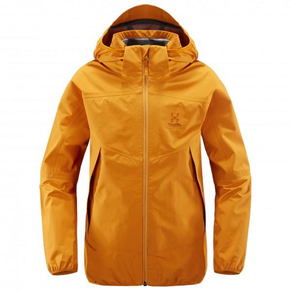 Haglöfs - Kid's Eco 3L Jacket Junior - Regnjakke