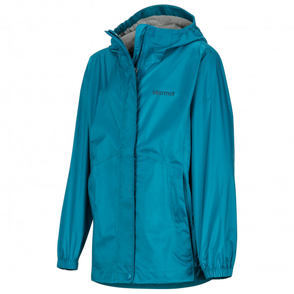 Marmot - Girl's PreCip Eco Jacket - Regnjakke