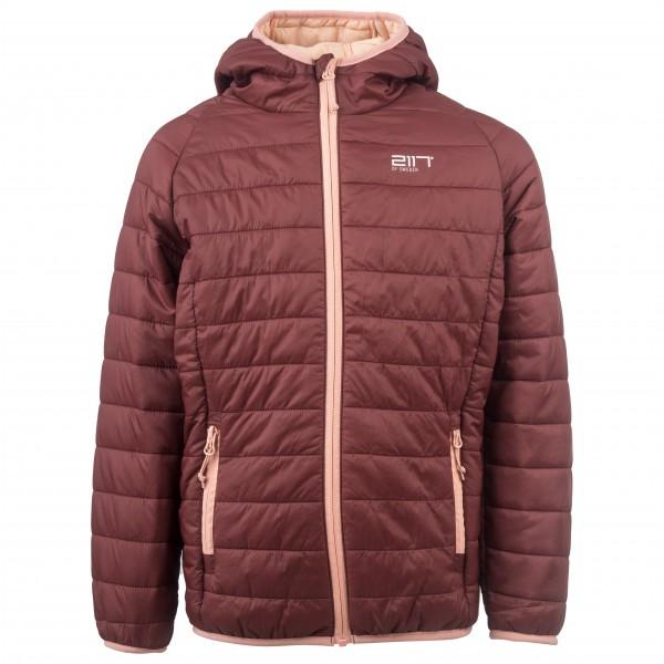 2117 of Sweden - Kid's Gotland Jacket With Hood - Synthetic jacket