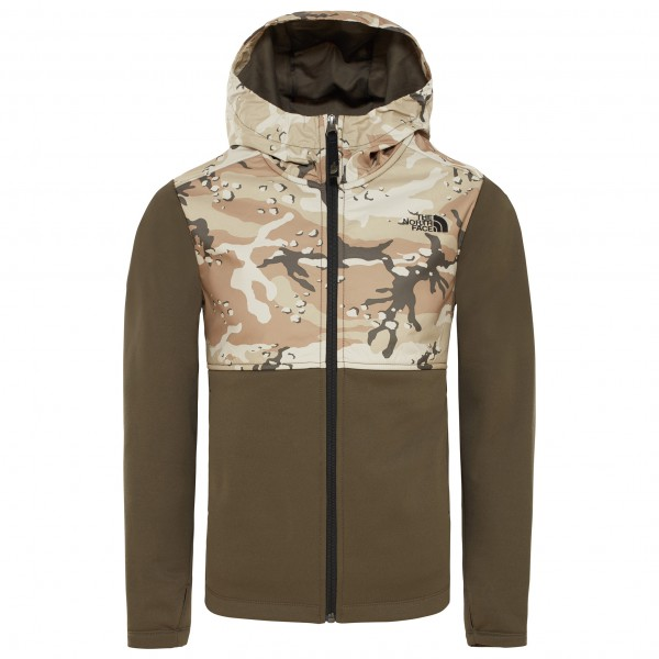 The North Face - Boy's Kickin it Hoodie - Fleece jacket