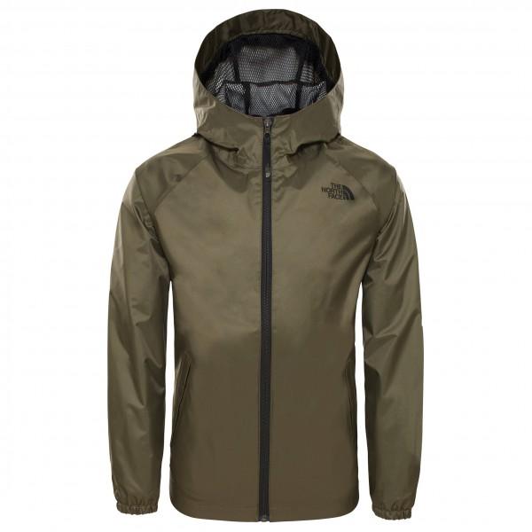 The North Face - Boy's Zipline Rain Jacket - Sadetakki