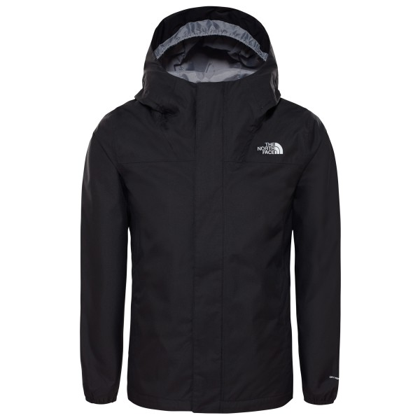 The North Face - Girl's Resolve Reflective - Chaqueta impermeable