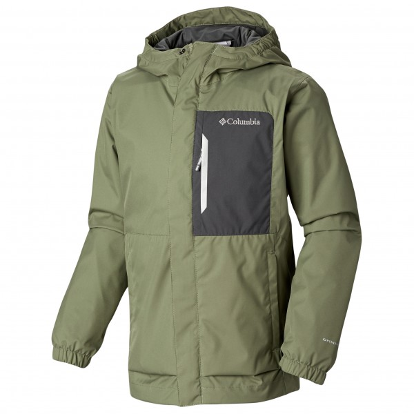 Columbia - Splash S'more Rain Jacket Boys - Regnjacka