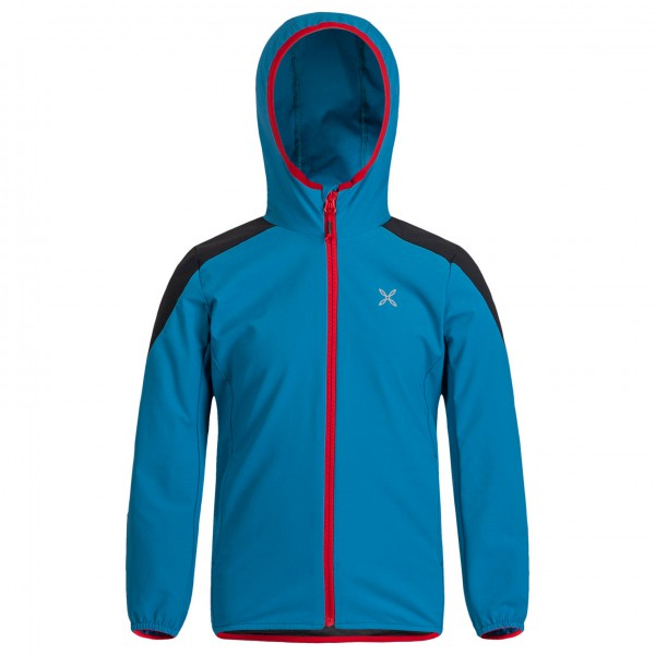 Montura - Kid's Flash Back Jacket - Softshell jacket