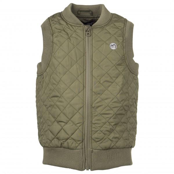 Minymo - Kid's Quilt Vest Outerwear - Syntetiske vester